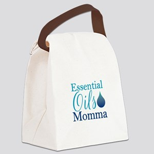 Essential Oils Momma Canvas Lunch Bag