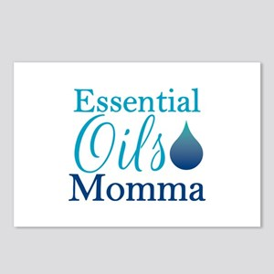 Essential oils momma Postcards (Package of 8)