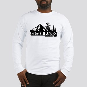 Estes Park Colorado Long Sleeve T-Shirt