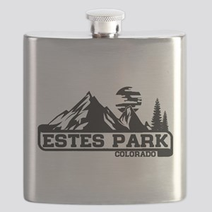 Estes Park Colorado Flask