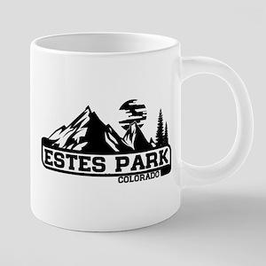 Estes Park Colorado Mugs