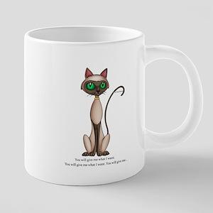 What I want Mugs
