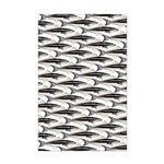 Cobia fish Pattern Posters