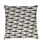 Cobia fish Pattern Everyday Pillow