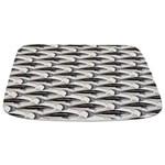 Cobia fish Pattern Bathmat