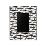 Cobia fish Pattern Picture Frame