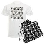 Cobia fish Pattern Pajamas