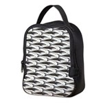 Cobia fish Pattern Neoprene Lunch Bag