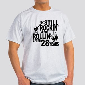 Rockin And Rollin After 28 Years T-Shirt
