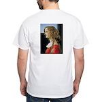 Simonetta Vespucci by Sandro Bottice White T-Shirt