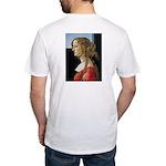 Simonetta Vespucci by Sandro Bottic Fitted T-Shirt