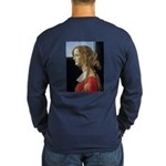 Simonetta Vespucci by San Long Sleeve Dark T-Shirt
