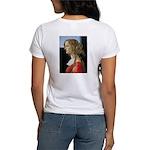 Simonetta Vespucci by Sandro Botti Women's T-Shirt