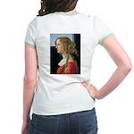 Simonetta Vespucci by Sandro Bo Jr. Ringer T-Shirt