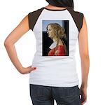 Simonetta Vespucci by Junior's Cap Sleeve T-Shirt