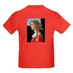 Simonetta Vespucci by Sandro Bot Kids Dark T-Shirt