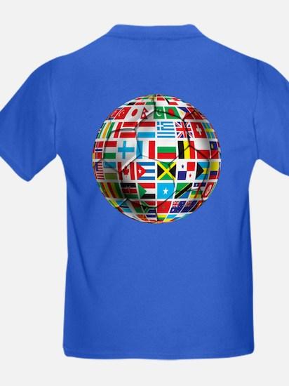 World Soccer Ball T