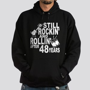Rockin And Rollin After 48 Years Hoodie