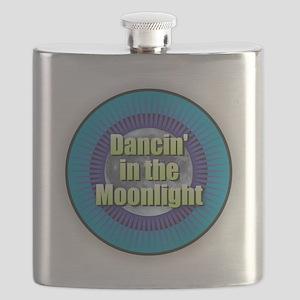 Dancin' in the Moonlight Flask