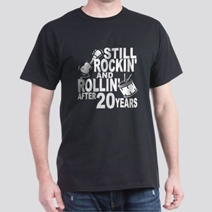 Rockin And Rollin After 20 Years T-Shirt