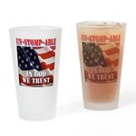Unstompable Drinking Glass