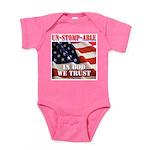 Unstompable Baby Bodysuit
