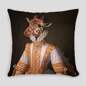 Giraffe Everyday Pillow