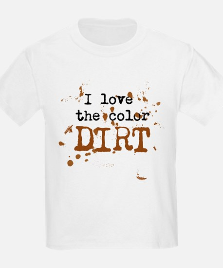 Color of Dirt T-Shirt