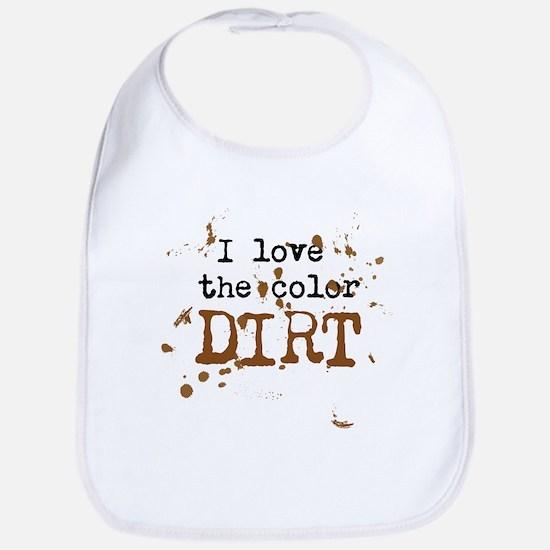 Color of Dirt Bib