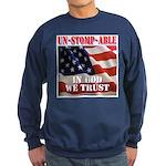 Unstompable Sweatshirt (dark)