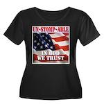 UNSTOMPABLE Plus Size T-Shirt