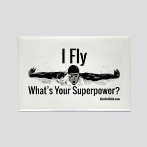 I Fly What's Your Superpower? Magnets