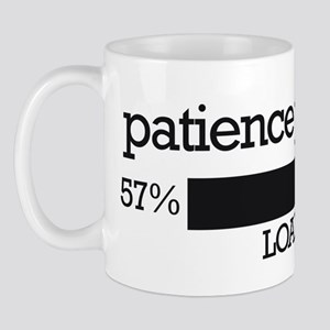 Patience please... loading Mug