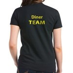 King Chef Diner Team Dark Female T Shirt T-Shirt