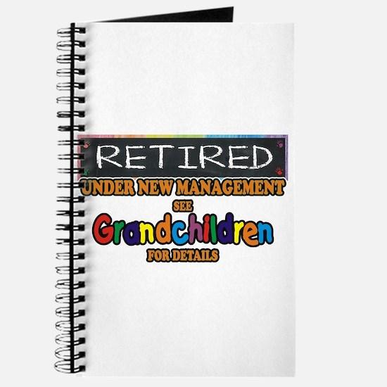 Retired Under New Management Journal