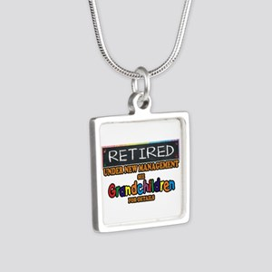 Retired Under New Management Necklaces