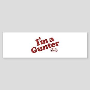 Gunter2 Bumper Sticker