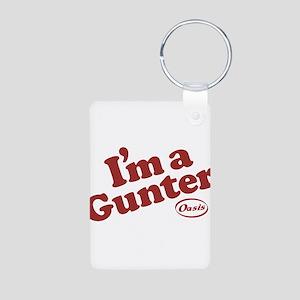 Gunter2 Keychains