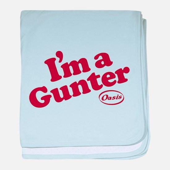 Gunter2 baby blanket