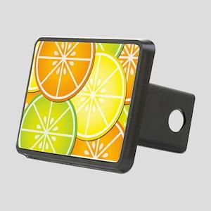 Citrus Fruit Rectangular Hitch Cover