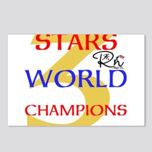 RightOn Champions Postcards (Package of 8)
