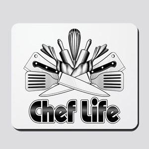 Chef Life Mousepad