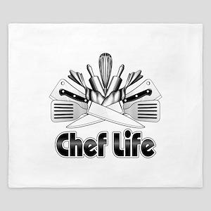 Chef Life King Duvet