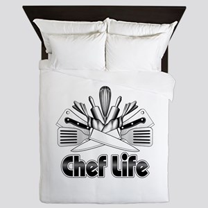 Chef Life Queen Duvet