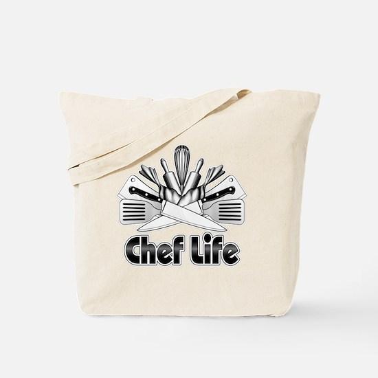 Chef Life Tote Bag