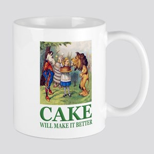 Cake Will Make It Better Mug