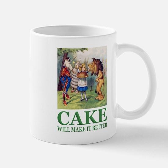 Cake Will Make It Better Mug