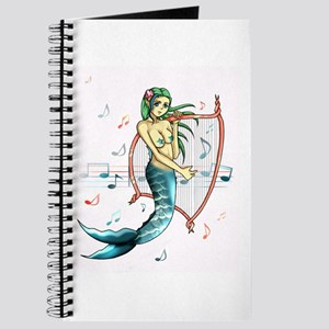 Siren Mermaid Anime Journal