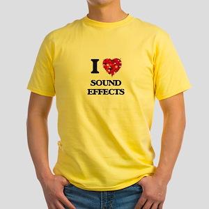 I love Sound Effects T-Shirt