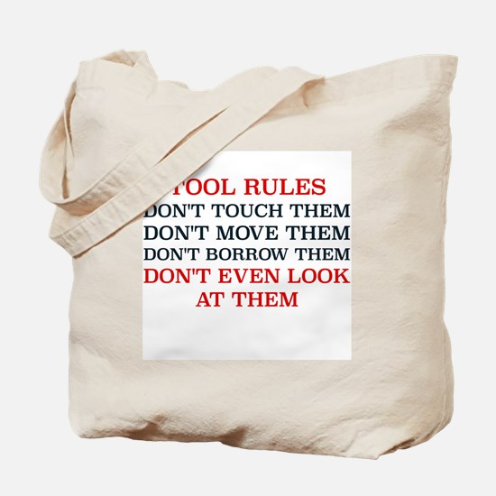 Cute Tools Tote Bag